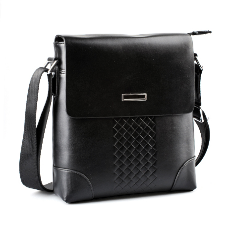 Men Black Reporter Bag Tote Bag Hobo Men Bag Leather Men Bag Shoulder Bag